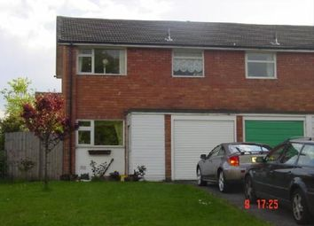 Thumbnail 3 bed semi-detached house to rent in Handsworth Wood Road, Handsworth Wood