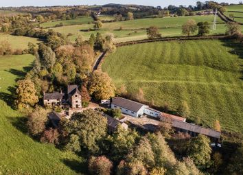 Thumbnail 6 bed country house for sale in Atlow Mill, Mill Lane, Atlow, Ashbourne