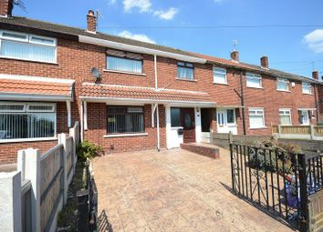Thumbnail 3 bed terraced house to rent in Heralds Close, Widnes