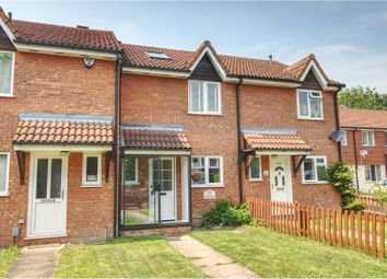 Thumbnail 3 bed terraced house for sale in Caribou Way, Cherry Hinton, Cambridge