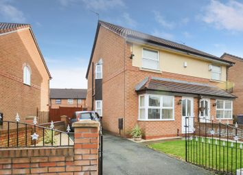 Thumbnail 3 bed semi-detached house for sale in 58 Sparrow Hall Road, Liverpool