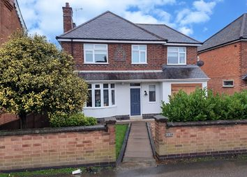 4 bed detached house for sale in Leicester Road, Enderby, Leicester LE19