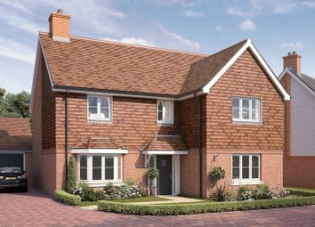 Thumbnail 5 bed detached house for sale in Hellingly Green, Hailsham, Kent