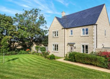 Thumbnail 5 bed detached house for sale in Jacobs Piece, Fairford