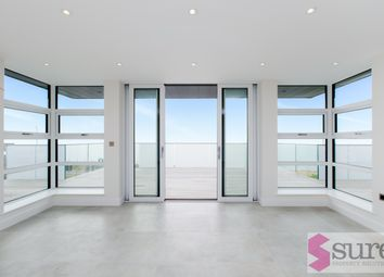 Thumbnail 3 bed flat to rent in Marine Drive, Rottingdean, Brighton