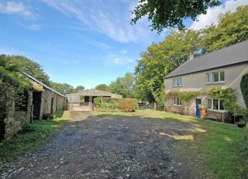 Thumbnail 3 bed farm for sale in Cilcennin, Lampeter
