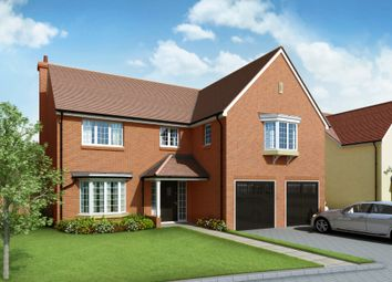"Thumbnail 5 bed detached house for sale in ""The Bleinheim"" at Lower Road, Chalfont St. Peter, Gerrards Cross"