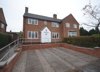 Thumbnail 3 bedroom semi-detached house to rent in Tadgedale Avenue, Loggerheads, Market Drayton