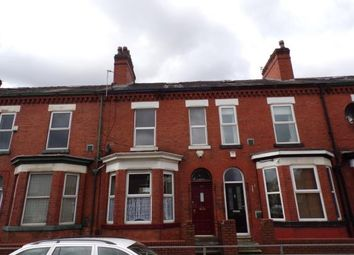 Thumbnail 5 bedroom terraced house for sale in Barton Road, Stretford, Manchester, Greater Manchester