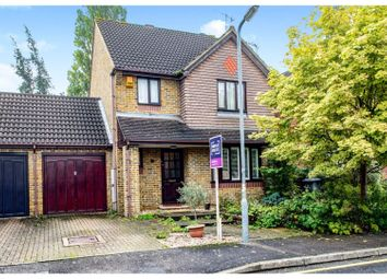 4 bed link-detached house for sale in Fishers Close, Bushey WD23