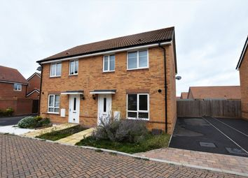 Thumbnail Semi-detached house for sale in Ken Bellringer Way, Didcot