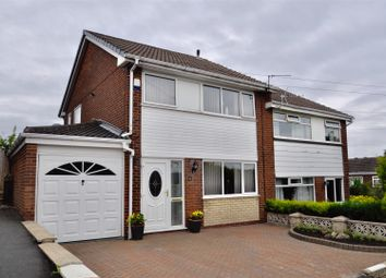 Thumbnail 3 bed semi-detached house for sale in Pebble Close, Stalybridge