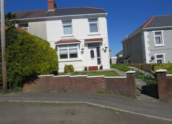 Thumbnail Semi-detached house for sale in Waun Road, Llanelli