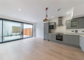 Willow Mews, London W12. 3 bed terraced house