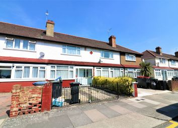 Thumbnail 4 bed terraced house to rent in Leyburn Road, London
