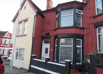 Thumbnail 3 bed semi-detached house for sale in Town Road, Tranmere, Birkenhead