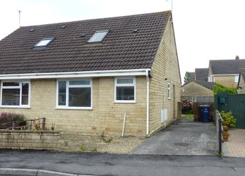 Thumbnail 2 bed semi-detached house to rent in Broadacres, Gillingham