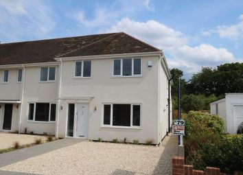 Thumbnail 4 bed semi-detached house for sale in Stompits Road, Holyport, Maidenhead