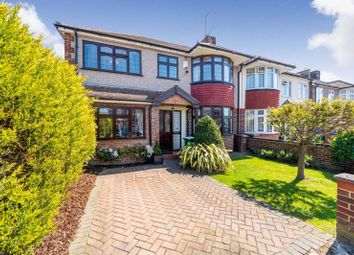 Thumbnail 4 bed semi-detached house for sale in Kimberley Drive, Sidcup
