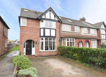 Thumbnail 4 bed end terrace house for sale in Garden Road, Walton-On-Thames