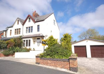 Thumbnail 3 bedroom semi-detached house for sale in Cornwall Place, Blackpool
