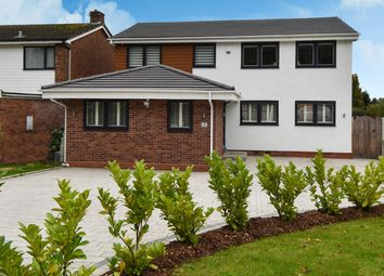 Thumbnail 4 bed detached house for sale in Hewell Road, Barnt Green, Birmingham