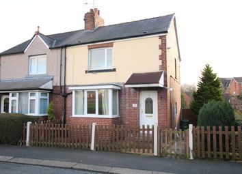 Thumbnail 2 bed semi-detached house for sale in Westwood Road, Ossett