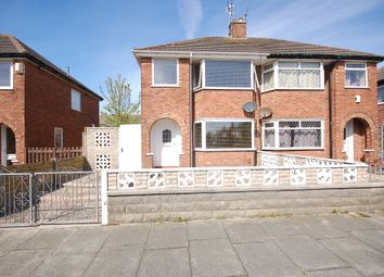 Thumbnail 3 bedroom semi-detached house for sale in Carnforth Avenue, Bispham, Blackpool
