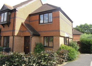 Thumbnail 1 bed end terrace house to rent in Washford Glen, Didcot
