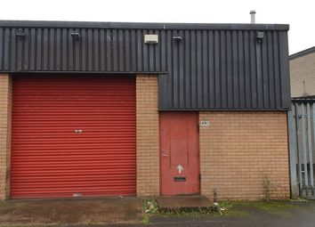 Thumbnail Industrial to let in Calder Street, Glasgow