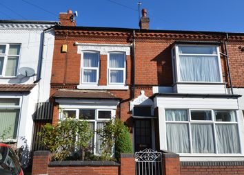 Thumbnail 2 bed terraced house for sale in Hobson Road, Selly Park, Birmingham