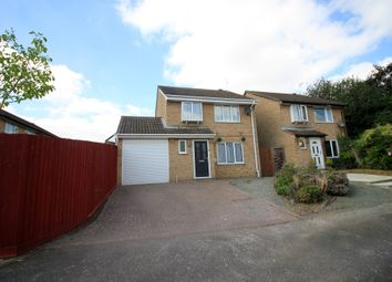 Thumbnail 3 bed detached house for sale in Stokesay Court, Longthorpe, Peterborough