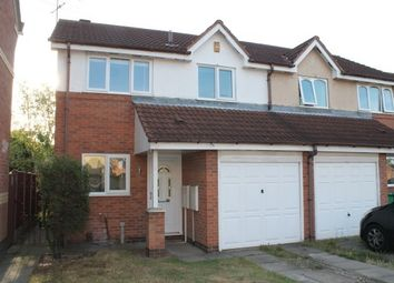 Thumbnail 3 bed property to rent in Howells Close, Nottingham