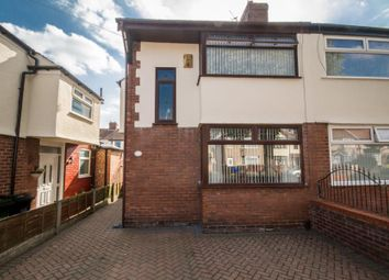 Thumbnail 3 bed semi-detached house for sale in Derwent Road, Crosby