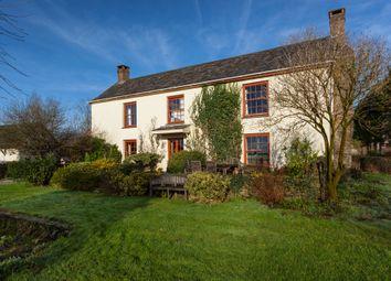 Thumbnail 5 bed farmhouse for sale in Ash Mill, South Molton, Devon