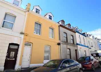 Thumbnail 5 bed terraced house for sale in Benbow Street, Plymouth, Devon