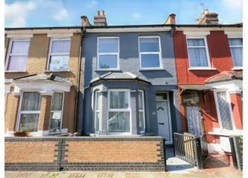 Thumbnail 3 bed terraced house for sale in Rudolph Road, London