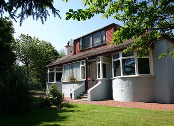 Thumbnail 4 bedroom property for sale in Barr Crescent, Largs