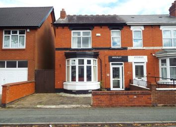Thumbnail 3 bed semi-detached house to rent in Jeffcock Road, Wolverhampton