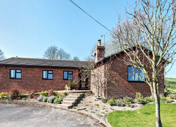 Thumbnail 4 bed detached house for sale in Middlecot, Quarley, Andover