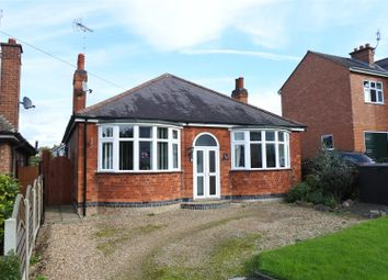 Thumbnail 2 bed detached bungalow for sale in Ratcliffe Road, Sileby, Loughborough