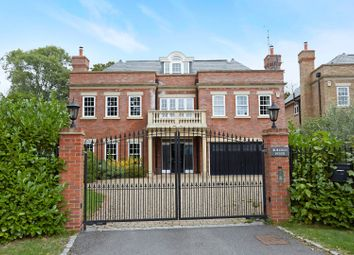 Thumbnail 6 bed detached house for sale in Hillview Road, Claygate