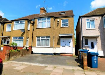 Thumbnail 2 bed flat to rent in Blawith Road, Harrow, Greater London