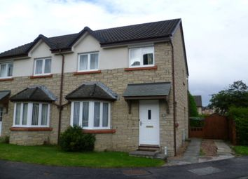 Thumbnail 3 bed semi-detached house for sale in Raeburn Park, Perth