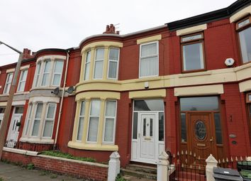 Thumbnail 3 bed property for sale in Hartismere Road, Wallasey