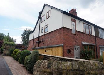 Thumbnail 5 bed semi-detached house for sale in Castle Road, Sandal, Wakefield