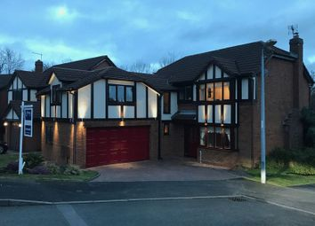 Thumbnail 5 bedroom detached house for sale in Norfield View, Telford