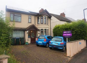 Thumbnail 4 bedroom detached house for sale in Potters Green Road, Coventry