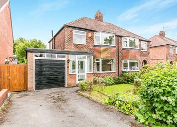 Thumbnail 3 bed semi-detached house for sale in Bolshaw Road, Heald Green, Cheadle