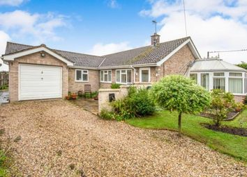 Thumbnail 4 bed bungalow for sale in Necton, Swaffham